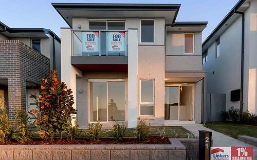 21 Cresswick Walk., Moorebank NSW 2170