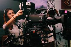 Scene (Tatisjd Photography) Tags: manizales scene portrait communication vsco produced directed direction production audiovisual filming cinema studio set tatisjd tatianajaramilloduque videocamera camera recording video photography clapboard photo film cine