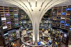 Singapore Changi Airport T2 Whisky Store (globetrekimages) Tags: singapore retail store architecture interior interiordesign scotch whiskey whisky airport terminal