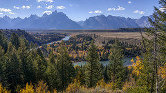 Snake River Overlook (LG G4) (Jeffrey Sullivan) Tags: travel lg g4 mobile phone camera images smartphone cellphone california usa photo copyright 2015 jeff sullivan september road trip grand teton national park wyoming snake river overlook viewpoint