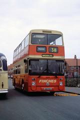 Finch, Higher Ince HDB 116V (SelmerOrSelnec) Tags: finch higherince leyland fleetline northerncounties hdb116v manchester cheetham boylestreet museumoftransport gmt bus