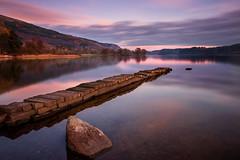 Loch Ard (Mark Callander) Tags: loch ard trossachs sunset scotland