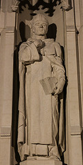 St Albert the Great (Lawrence OP) Tags: stalberts oakland dominican priory sculpture reredos bishop doctorofthechurch