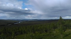 Lemmenjoki National Park (Archanegros) Tags: finland finlandia lapland laponia nature taiga forest las lemmenjoki nationalpark leammi spmi