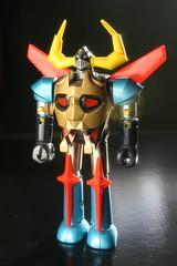 Shogun Warriors Die-Cast Metal Gaiking (Popy/Mattel 1970's) (Donald Deveau) Tags: gaiking popy mattel diecast metal actionfigure vintagetoy toys shogunwarriors sciencefiction robot japanesetoy japanesecharacter anime