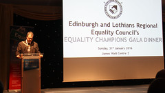 Lord Provost _ELREC's Equality Champions Gala Dinner
