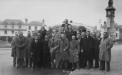Barnstaple Chiefs v Penryn, 7 February 1948 (Richard Litson) Tags: barnstaplerugbyclub penryn johnlitson