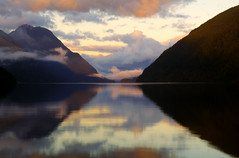 The Lake (Kristian Francke) Tags: lake water reflection long exposure landscape marine pentax tamron alouette golden ears provincial park view scenic scene mountain mountains nature natural