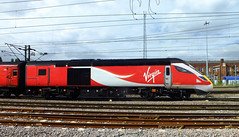 Inter-city 125 Evolution . (steven.barker57) Tags: virgin east coast trains inter city evolution diesel passenger train doncaster class 43 43901