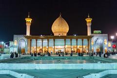 Shah Cheragh (Matt Biddulph) Tags: shiraz farsprovince iran ir