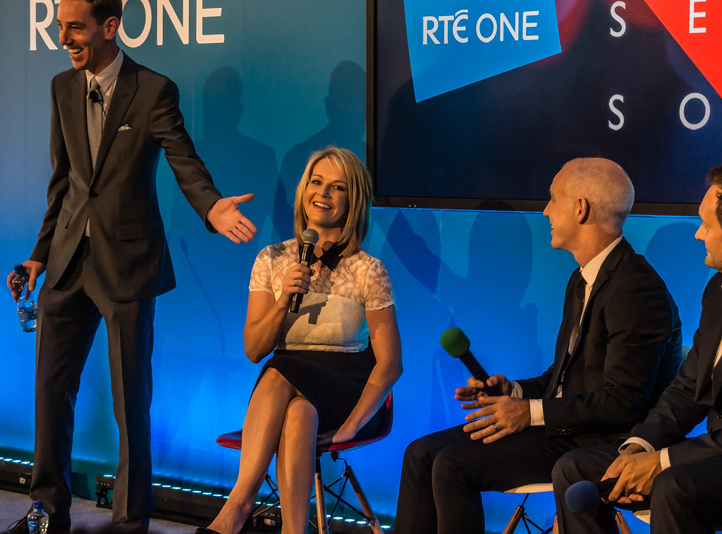 RTE's WINTER SEASON LAUNCH [HAPPY 40th. BIRTHDAY CLAIRE] REF-107045