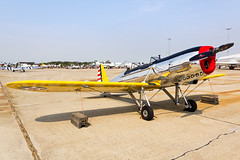RKE / N46502 / Ryan PT-22 Recruit (ST3KR) (ARudloff) Tags: digital canon airplane flying airport wings aircraft aviation air transport flight jet machine spot aeroplane line company international airline enthusiast airways airlines aeroport pilot spotting airliner piloting