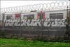 (Alex Ellison) Tags: urban graffiti panel boobs damage londonunderground graff runner lu paintedtrain passengertrain