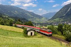 ÖBB 1142 649 am Tauern (TheKnaeggebrot) Tags: ic bad anger öbb intercity ec oic eurocity hofgastein 1142 angertal tauernbahn oic690