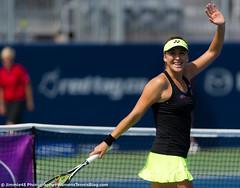Belinda Bencic (Jimmie48 Tennis Photography) Tags: toronto canada sport tennis wta 2015 rogerscup belindabencic
