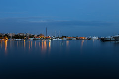 Palaio Faliro - Floisvos (Epameinondas M) Tags: longexposure sea night canon yacht greece faliro floisvos
