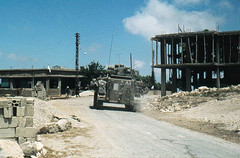 Israeli troops in South Lebanon (Historystack) Tags: lebanon israel asia earth contemporary jews solarsystem milkyway 2000s may25 year2000 militaryoccupations israeldefenseforces 21thcentury historyofisrael warsandterrorism historyoflebanon 1982lebanonwar