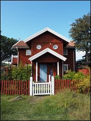 Day 250 (kostolany244) Tags: house sunshine europe sweden september journeys sandhamn archipelago day250 geo:country=sweden kostolany244 365the2015edition 3652015 journeys2015 olympusomdem5markii 792015