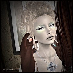 ☼ Adored ☼ (Portia Swords) Tags: love female writing silver grey ic truth character femme humor medieval sl fairy fantasy secondlife cov femmefatale characters lovely ikon lovestory musa rp faeries locations fae fey roleplay sidhe incharacter unseelie truthhawks truthhair medievalfantasy glamaffair pictsie ikoneyes crestofvrekmar unglamoured