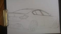 P_20151014_120525 (www.omerkoc) Tags: auto cars car sketch automobile drawing bmw vehicle m3 desing karakalem tasarım blackpencil omerkocdesigner çizimömerkocömerkoc