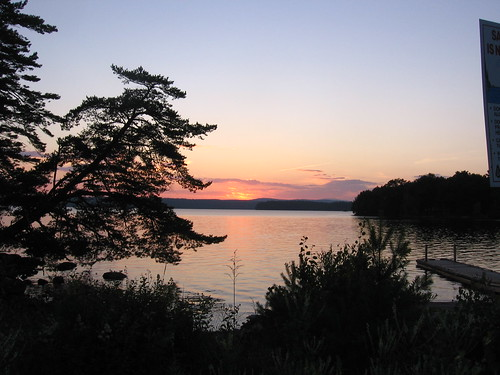 Lake Auburn 7-24-07