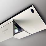 液晶プロジェクターの写真