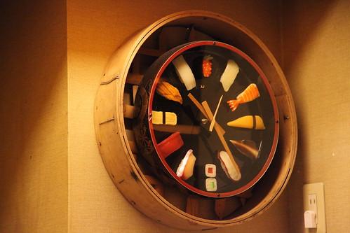 にぎり時計