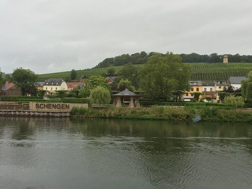 Mosel river trip in Luxembourg