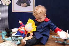 Bernardo (HayRamos) Tags: birthday boy baby kids happy 1 little prince bebe bday criança festa aniversário menino ano pequeno principe