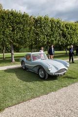 Aston Martin DB3 S (Pichot Thomas) Tags: auto old paris france cars car sport canon french eos is martin d arts s voiture 1750 28 500 tamron franais automobiles aston chantilly ancienne elegance 500d 2015 db3 sportive rassemblement