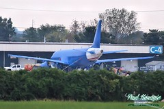 N113UW (Different angle) (PHLAIRLINE.COM) Tags: flight airline planes philly airlines phl spotting bizjet generalaviation spotter philadelphiainternationalairport kphl