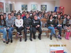 Decada Oraul meu (Centrul Academic Eminescu) Tags: eminescu centrul chiinu scriitor iurie colesnic