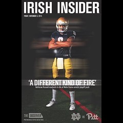 KeiVarae Russell's been a key to Notre Dame's last two victories and is just getting back to his old form. Read more about his journey back to ND and the rest of our pre-Pittsburgh Irish Insider coverage here: http://ift.tt/20yJZ3i
