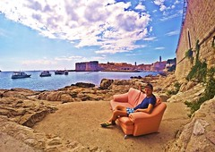 Couchsurfing n Dubrovnik (Alexandr Tikki) Tags: life trip travel original light sea summer man art love nature beauty fun happy lights amazing cool nice perfect funny holidays view awesome great creative dream croatia best journey hero dreams portal concept moment dubrovnik clever happines tikki gopro goprohero4 alexandrtikki leveltravel