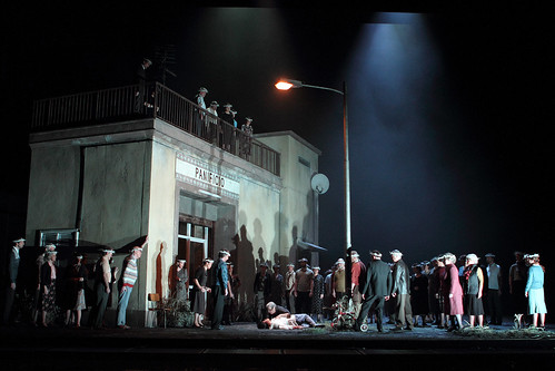 Cast change: Mark S. Doss and Roberto Frontali to sing in The Royal Opera's <em>Cavalleria rusticana</em>