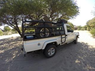 Botswana Hunting Safari Lodge 4