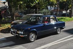 Alfa Romeo Giulia (TAPS91) Tags: solo alfa romeo cuore giulia 2 raduno carburatore