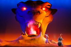 Disney's Aladdin at DCA (GMLSKIS) Tags: california jafar disney amusementpark anaheim aladdin dca disneycaliforniaadventure disneysaladdin