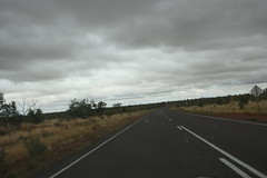 260 km marker (iainrmacaulay) Tags: highway australia barkly