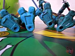 """Nickelodeon """"HISTORY OF TEENAGE MUTANT NINJA TURTLES"""" FEATURING LEONARDO - COMIC BOOK LEONARDO v / with COMIC LEO tOkKustom wash '14 (( 2015 )) (tOkKa) Tags: nickelodeon tmnt teenagemutantninjaturtles historyofteenagemutantninjaturtlesfeaturingleonardo toys figures leonardo 2015 displaystand playmatestoys toysrus toysrusexclusive varnerstudios moviestartmnt toontmnt ninjaturtlesthenextmutation 4kidstmnt tmnt2003 tmntmovie4 paramountsteenagemutantninjaturtles 2007 1992 1993 1988 2006 2005 2014 2012 tmntfastforward paramountteenagemutantninjaturtles tmnt2014movie eastmanandlairdsteenagemutantninjaturtles comic toonleo turtlemilkstudios davearshawsky imagesrctokkaterrible2zcom"""