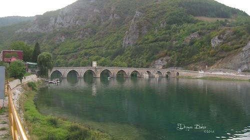 The Mehmed Paša Sokolović Bridge Višegrad