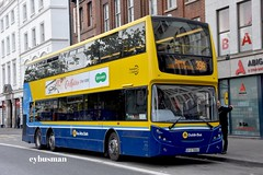 Dublin Bus VT63, 07-D-70063. (EYBusman) Tags: cras impair ireann cie dublin bus coach aha cliath municipal city centre alexander dennis enviro 500 volvo b9tl 07d70063 vt63 eybusman
