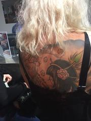 Tatouage sur le dos d'une femme (stefff13) Tags: tatouage dos femme tatoo girl woman