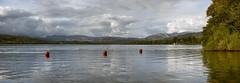 Lakeland panorama (felixspencerhdr) Tags: lakedistrict landscape lakewindermere nature northwestengland natural autumn