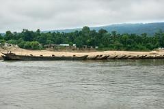Jaflong, Sylhet (Rafio Islam) Tags: jaflong sylhet sylhetbangladesh bangladesh river hill mountainriver boat boatriver boats