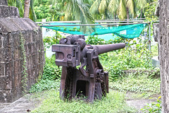 Intramuros (lukedrich_photography) Tags: philipines   pilipinas     republikangpilipinas republicofthephilippines asia southeast southeastasia pacific island canon t6i canont6i history culture cannon fort defense defence artillery iron gun wwii ww2 worldwarii worldwar2 war world ii 2 manila luzon