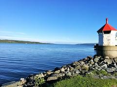 Mjsa (photosbysilje) Tags: lake norway gjvik norge mjsa august huawei leica