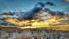 Spanish Sunrise...... (Digital Diary........) Tags: spain spanish sunrise torrivieja alicante apartment goodlight