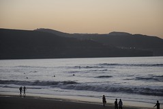 Playa de Las Canteras (santiago_wanche) Tags: las palmas de gran canaria