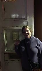 NYCC 2016 69 Heidi with the Abby Road Doors (Cosmic Times) Tags: nycc nycc2016 cosmic times heidi hess